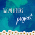 #Twelve Letters Project
