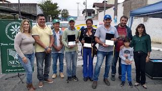 Agricultores de Sete Barras recebem homenagem pela contribuição na Agricultura local