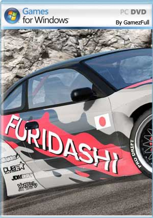 FURIDASHI Drift Cyber Sport PC [Full] [MEGA]