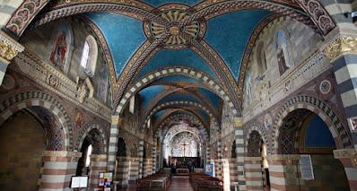 Duomo di Bobbio - Borghi piu' belli in Italia - Piacenza e provincia