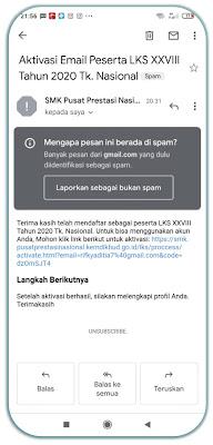 cek verifikasi email pendaftaran lks smk tingkat nasional xxviii 28 tahun 2020 daring online pdf tomatalikuang.com.jpeg