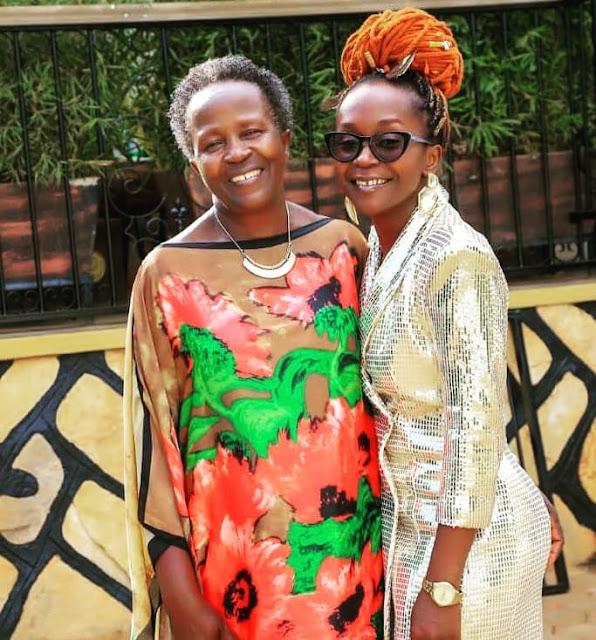 Ugandan comedienne Anne Kansiime