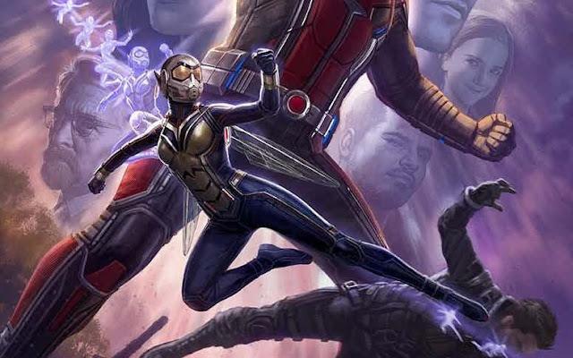 Jadwal Film superhero Marvel Tahun 2018