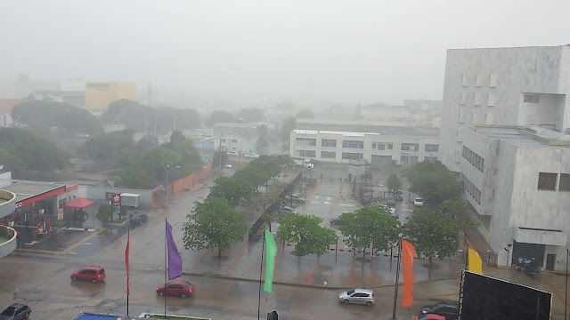 Lluvias se prolongarán por varios días