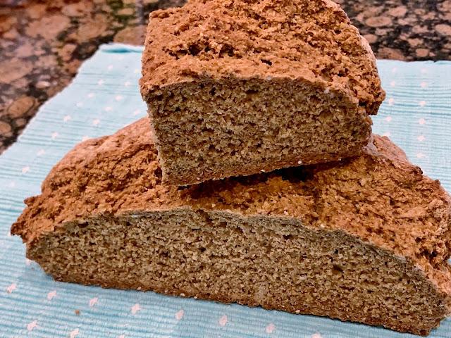 Oat & Whole Wheat Soda Bread