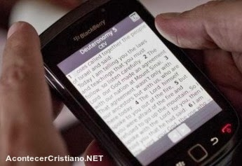 Aplicación con contenido religioso