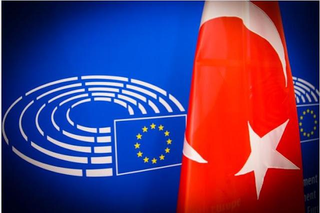 Κυρώσεις Ε.Ε. κατά Τουρκίας - Προχωρούν με λίστα ονομάτων