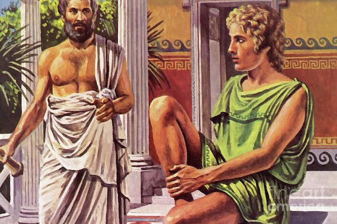 Konspirasi Aristoteles dan Iskandar Agung: Sebuah Biografi