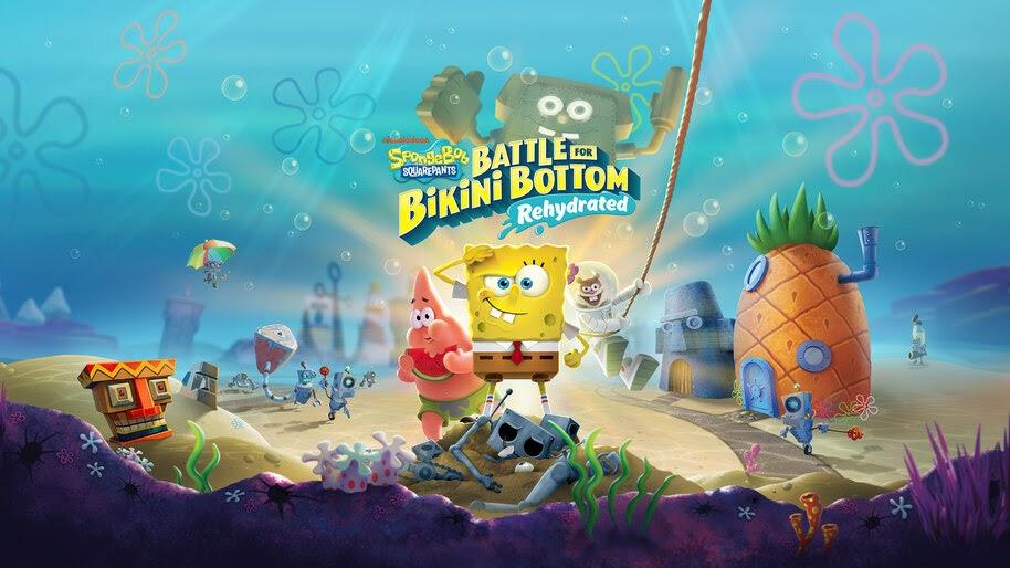 SpongeBob SquarePants Battle for Bikini Bottom Rehydrated, 4K, #3.1949