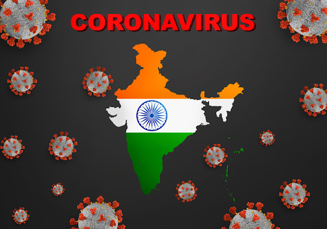 COVID-19 hit in India