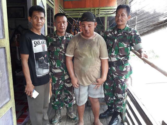 TNI Tersentuh, Akan Bawa Bambang Ke Rumah Sakit