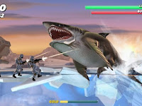 Hungry Shark World Apk 3.1.0 Mod + Data for Android