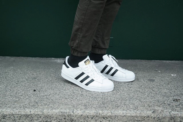 adida superstar uomo