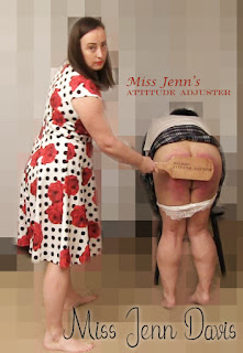 Miss Jenn's attitude adjuster