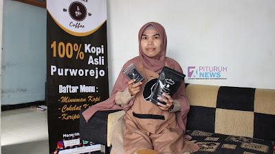 """Take Me Coffe"", Kripik Kopi Asli Purworejo"