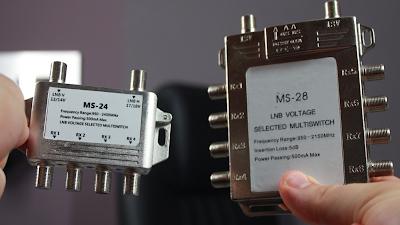 lnb voltage