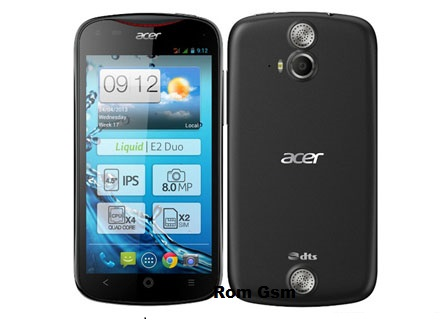 Firmware Download Acer Liquid E1 V360