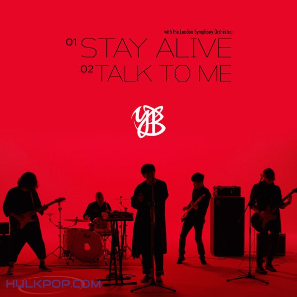 YB – Stay Alive (with London Symphony Orchestra) – Single