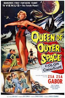 La Reina Del Espacio Exterior (1958) [Latino-Ingles] [1080P] [Hazroah]