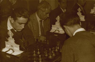Encuentro Casal Catòlic de Sant Andreu contra la UAM en 1961