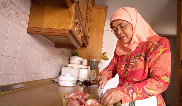 Halimah Yacob, Penjual Nasi Padang yang Segera Dilantik jadi Presiden Singapura