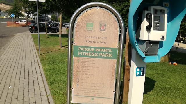 Telefone Publico de Loureira