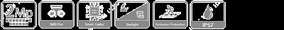 LẮP CAMERA IP IPC-HFW3249E-AS-LED FULL COLOR