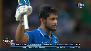 David Warner 122 - Manish Pandey 104* - Australia vs India 5th ODI 2016 Highlights