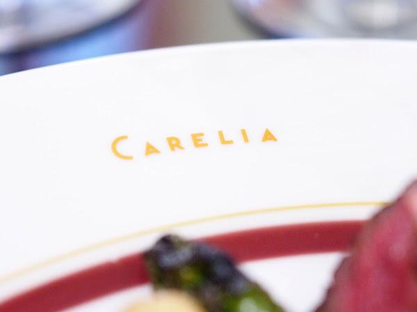 Portugalilaisten viinien ilta ravintola Careliassa.
