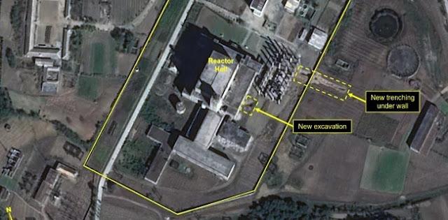 Ada Aktivitas Tidak Biasa Di Yongbyon, Korut Buat Reakto Nuklir?