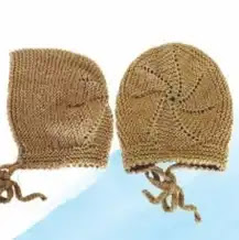 Capota Bebé a Crochet