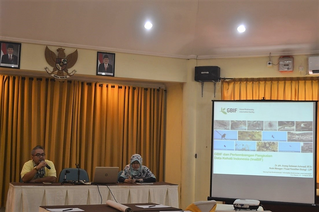 Data Biodiversitas Indonesia Bagaimana Nasibnya Tambora