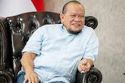 Ketua DPD RI La Nyalla Mattalitti: Jabatan Kapolri Domain Presiden