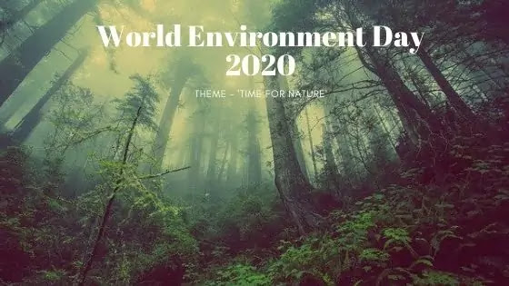World Environment Day 2020 Theme,Importance in COVID-19 World
