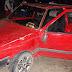 Acidente deixa cinco pessoas feridas próximo ao município de Quixabeira