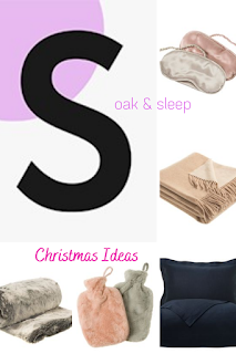 Soak and sleep gifts