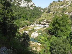 laghetto lungo il sentiero Carrubella