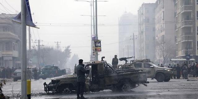 Kabul Makin Genting, China Desak Warganya Segera Tinggalkan Afghanistan