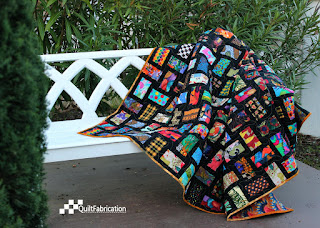 Nickel Bricks quilt