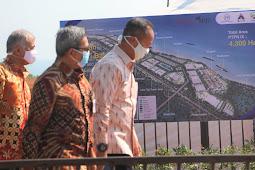 Jokowi Sebut 450 Hektar Lahan di KT Batang Jadi Lokasi Industri Kaca Terbesar