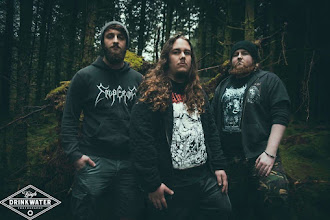 DEADWOOD LAKE unleashed the advance song 'Above and Below' from their Upcoming Debut album
