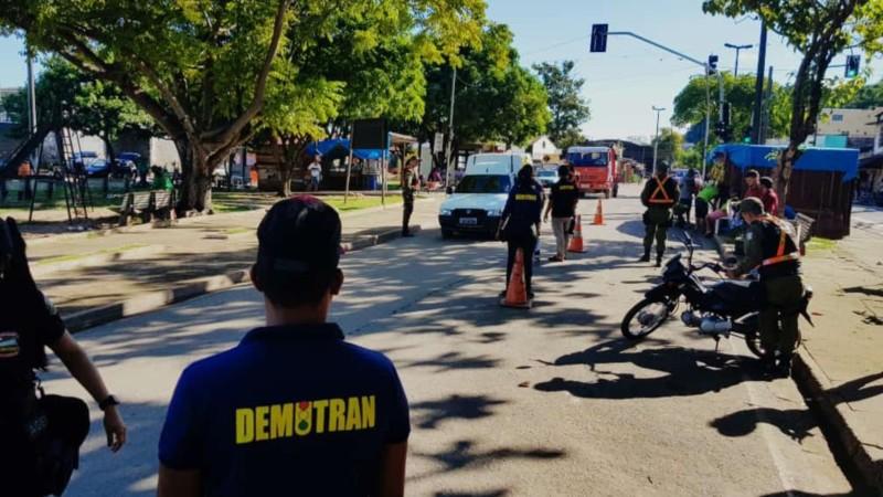 Ministério Público investiga nº 1 do Demutran de Monte Alegre por liberar veículos ilegalmente
