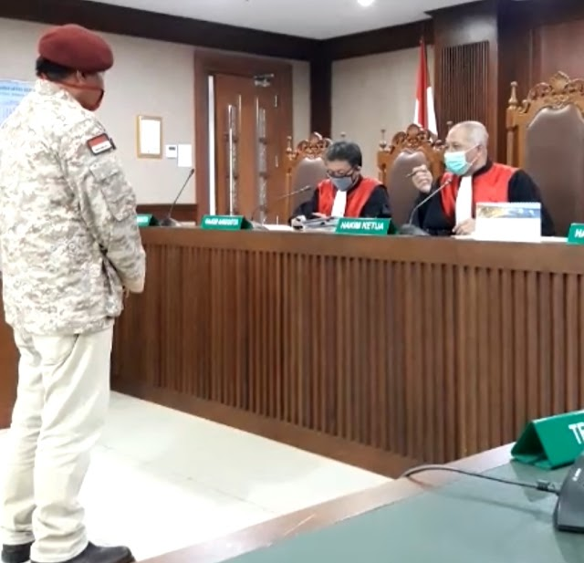 833 Jenderal (Purn) TNI/Polri Minta Bebaskan Kivlan Zen