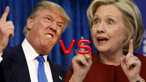 Trump Vs Clinton: America Decides 2016