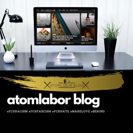 Neues Blogdesign für 2021 | Atomlabor im neuen Glanz