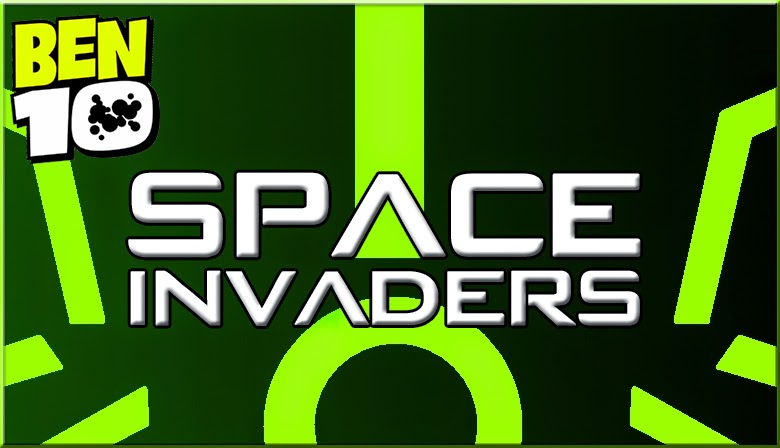 Novo Ben 10 Space Invaders