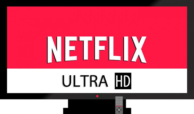 4K Resolution on Netflix