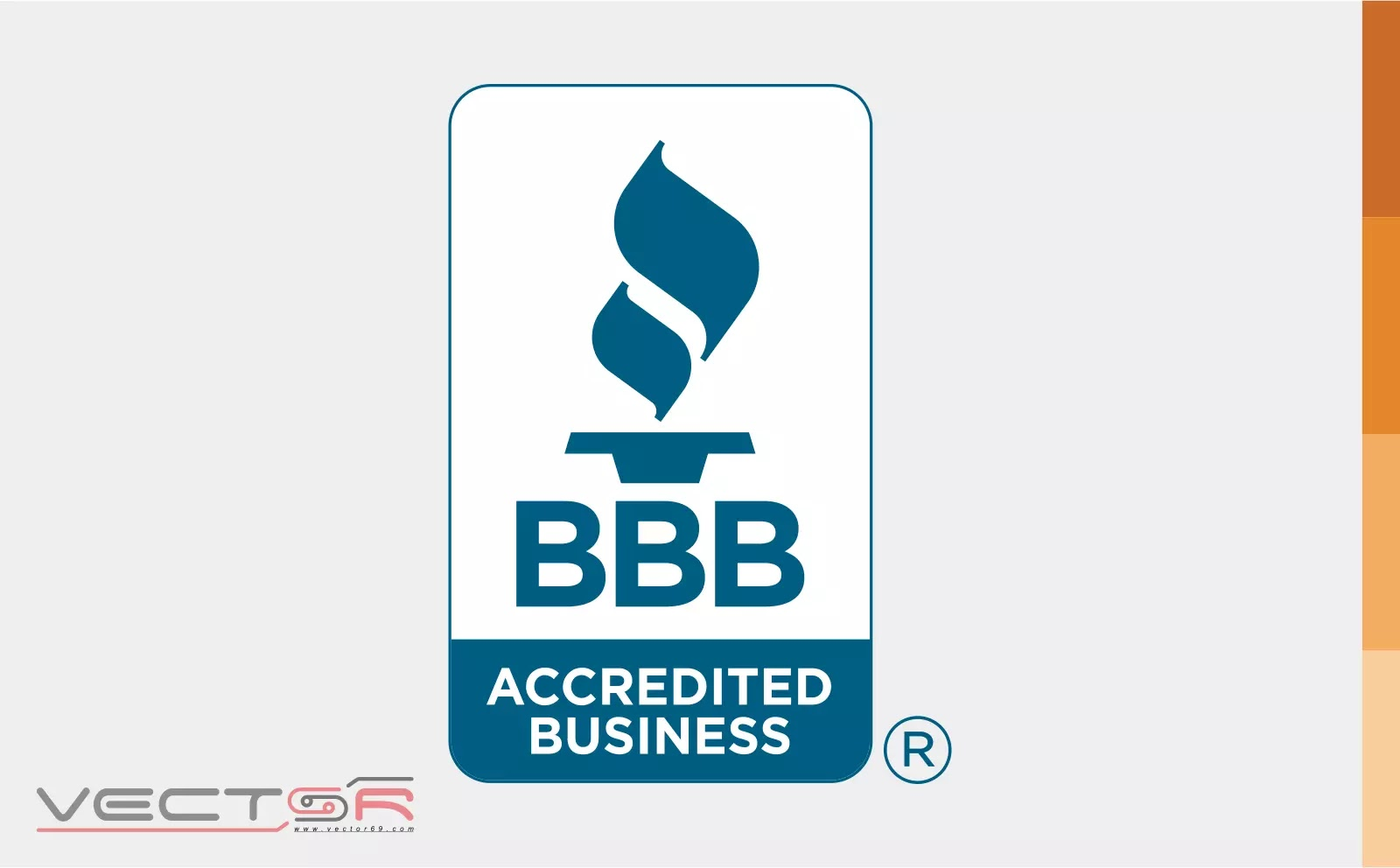 BBB Accredited Business Seal - Download Vector File AI (Adobe Illustrator)