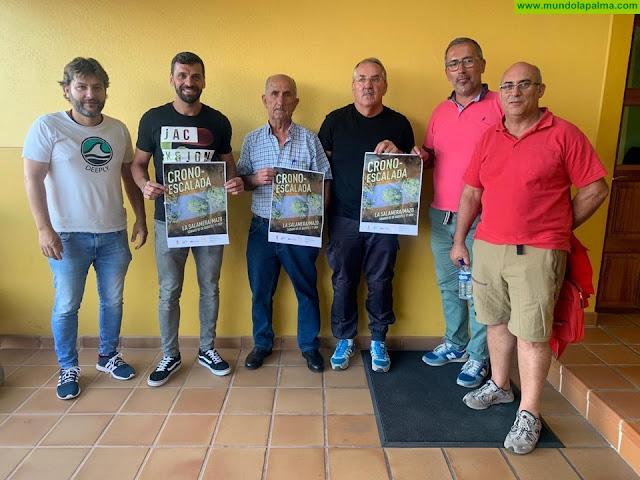 Presentada la Crono-Escalada Salemera / Mazo 2019