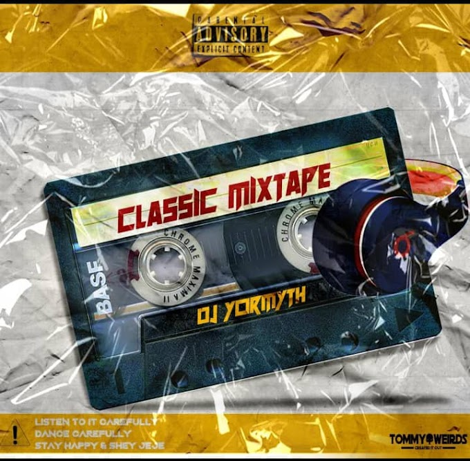 Mixtape : Classic Mixtape - Dj Yormyth >>agb_arena